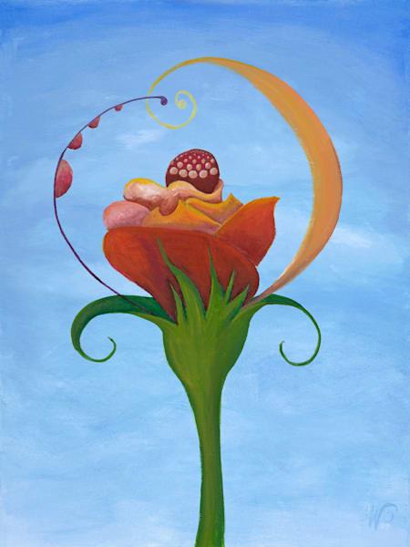 Sundae Flower
