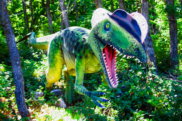 Img 0891 Raptorsaurus Oil 4000 X6000 Bs Art | Oz Fine Art Studio