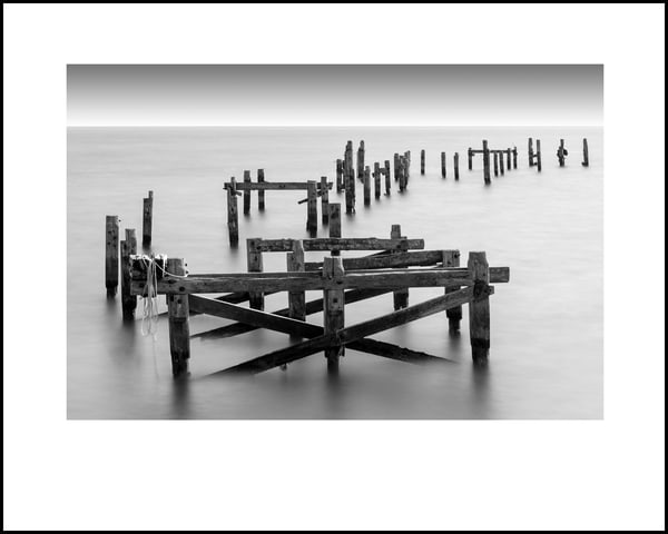 Dorset black and white landscapes