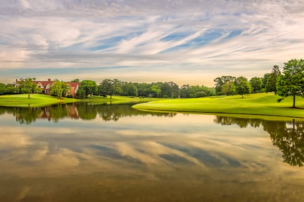 East Lake Golf Club, Atlanta, Georgia, 8th Hole