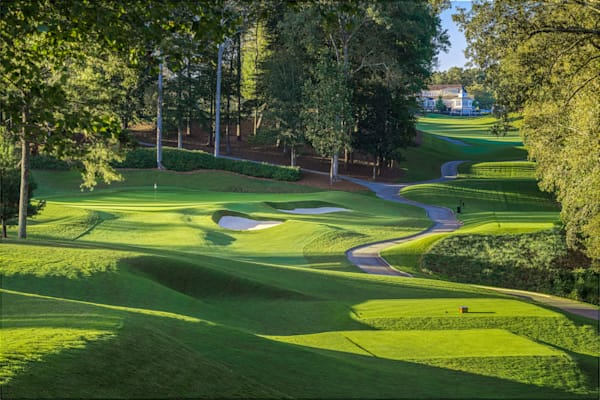 Druid Hills Golf Club, 17th Hole
