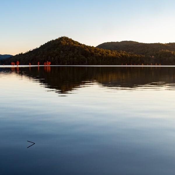 Lake Ocoee, October 22