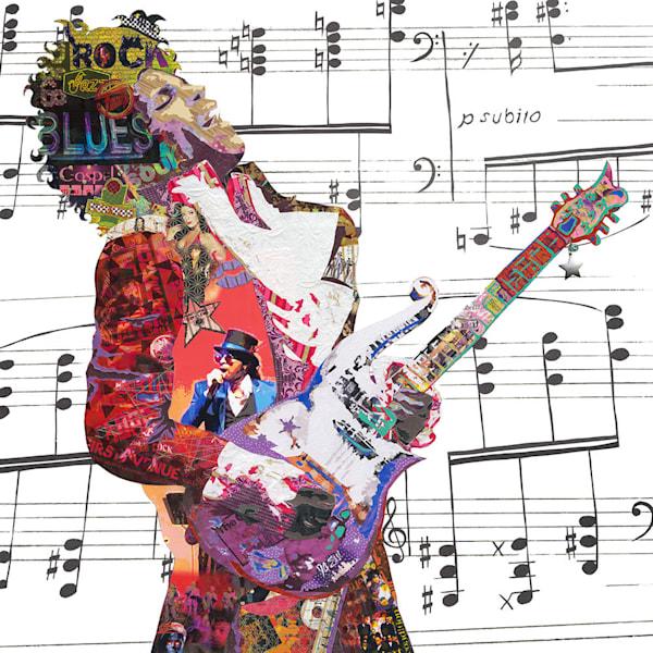 I Am Music Original Art | Made by Kristi