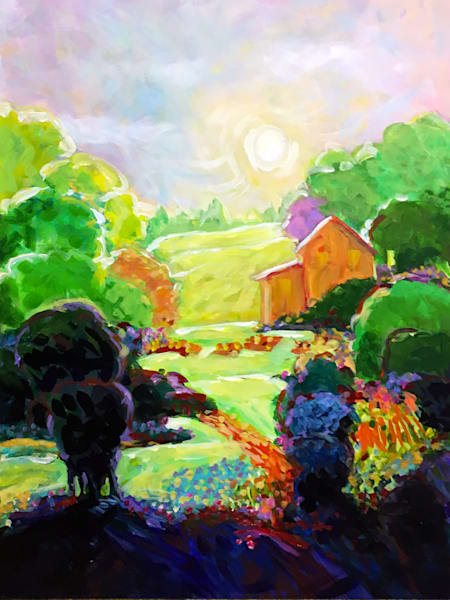 Escape To The Hideaway Art | Charles Wallis