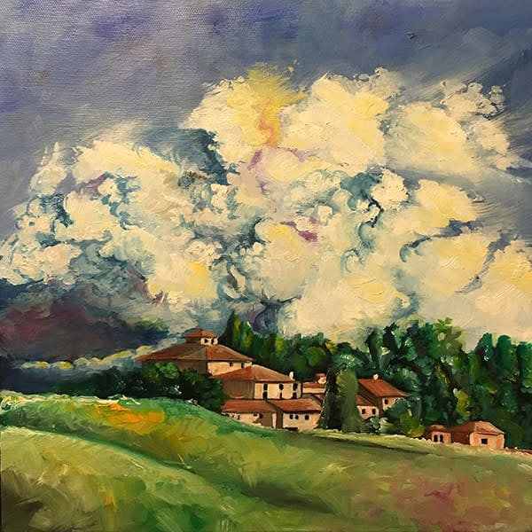 Hillside Views Art | thomaselockhart