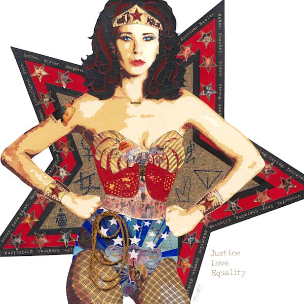 I Am Woman Art | Made by Kristi