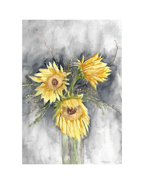 11x14 Sunflowers | HFA print gallery