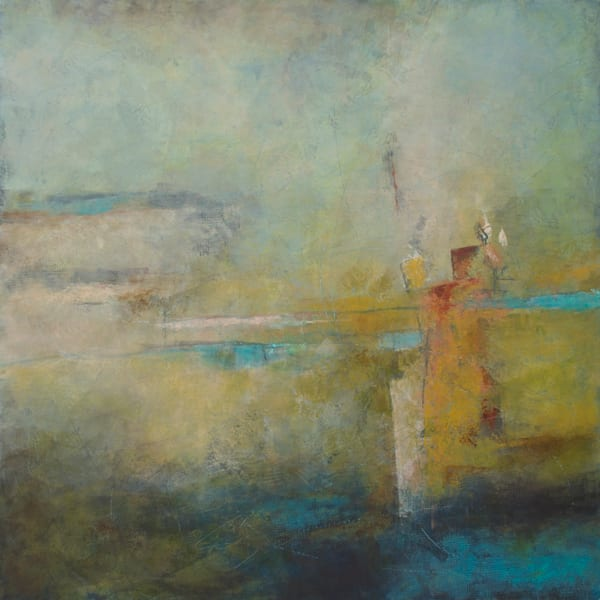 Siren Song - Abstract Art - Wall Art on Canvas