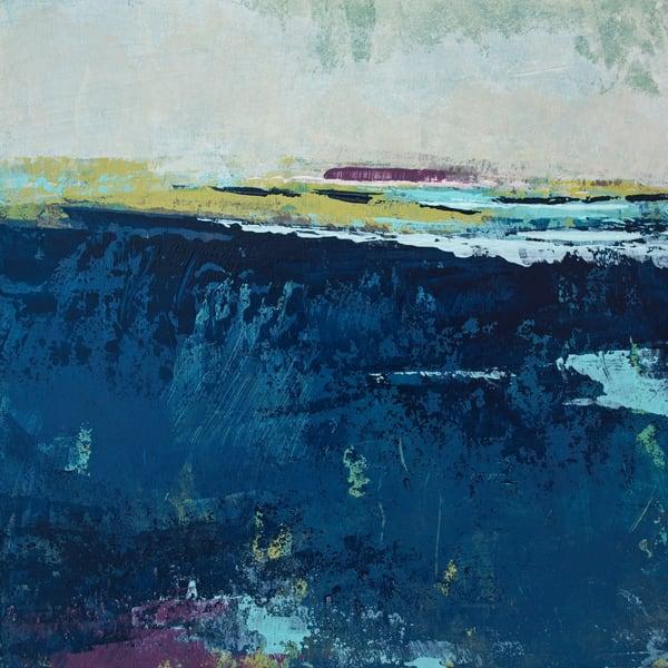 Indigo Blue - Coastal Artwork - Art and Prints