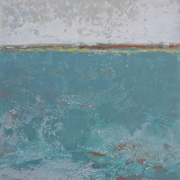 Merchant Crossing - Coastal Artwork - Landscape Painting