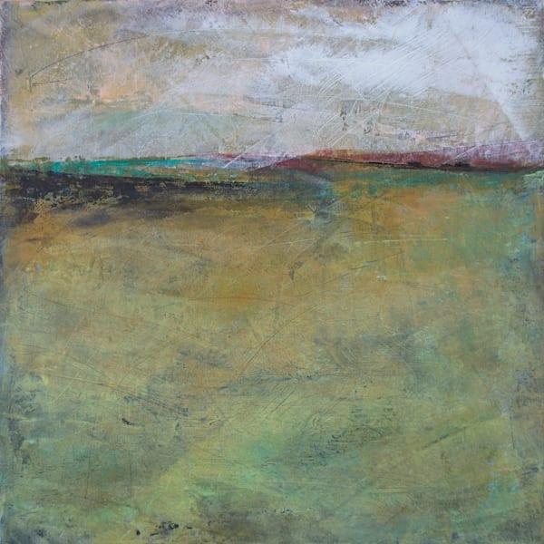 Dijon Dunes - Painting of Landscapes - Victoria Primicias