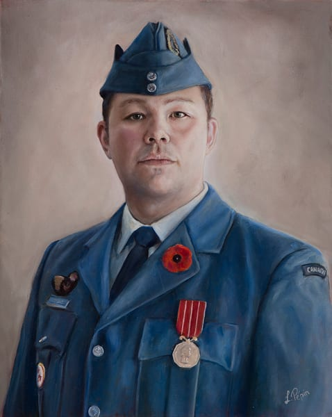 Major PEte Teichroeb (RCAF)