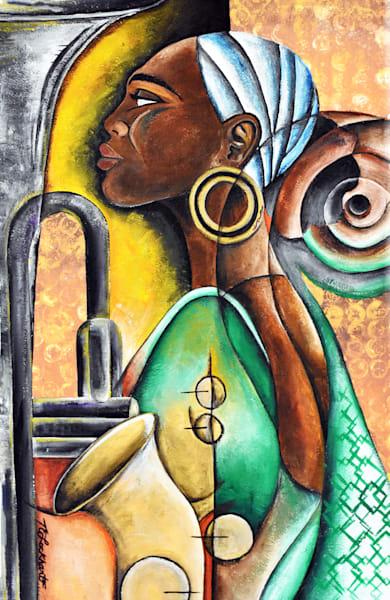 Renaissance Jazz Art   thomaselockhart