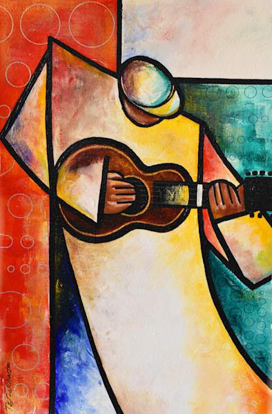 One Man Band Art   thomaselockhart