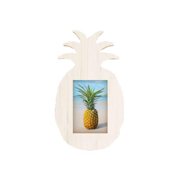 Pineapple Sandbank Cutout Frame
