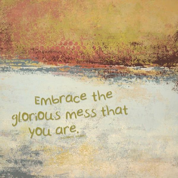 Persian Promise - Inspirational Women Quotes - Gilbert