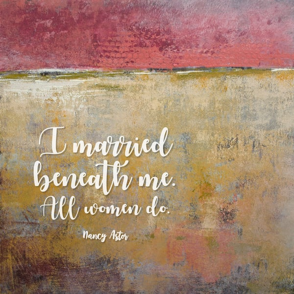 Tangerine Light - Inspirational Women Quotes - Astor