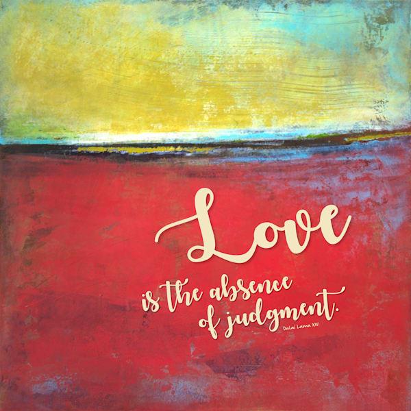 Poppy Love - Inspirational Wall Quotes - Dalai Lama