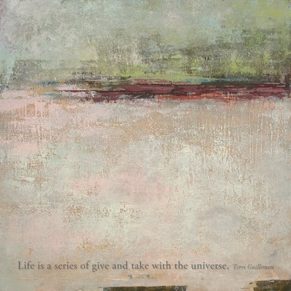Ruby Landing - Life Is quotes on Wall Art - Guillemets