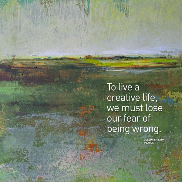Verdant Excuse - Inspirational Quotes on Canvas - Pearce