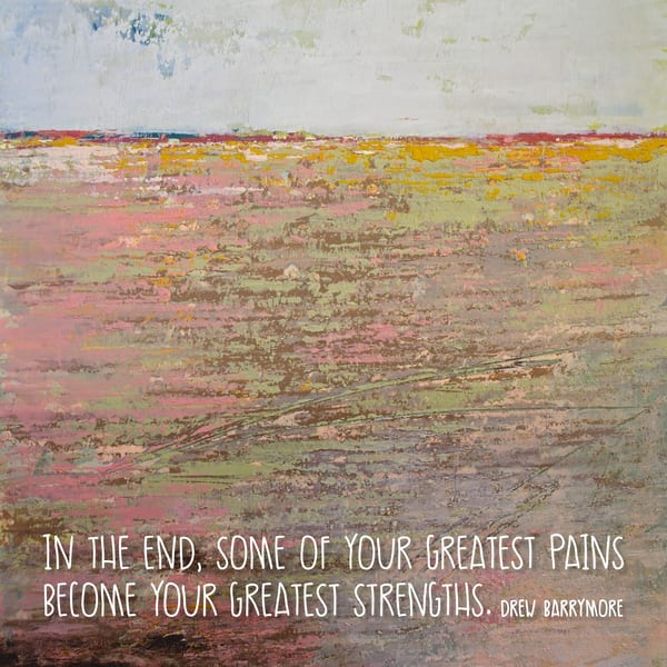 Cherry Inlet - Quotes on Strength - Barrymore