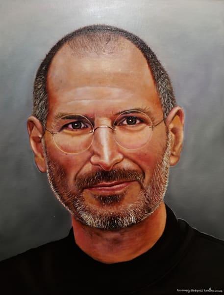Steve Jobs Art | Vasquez Art