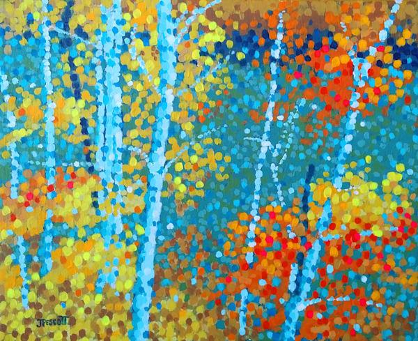 Autumn Celebration Art | Jim Pescott Art