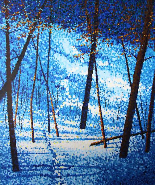 Catching The Sunlight Art | Jim Pescott Art