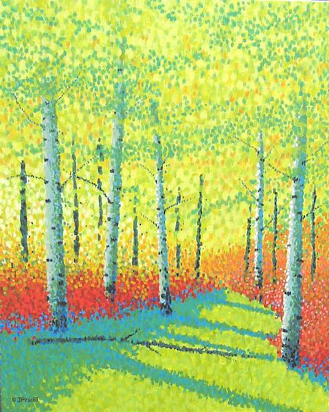 Autumn Spirit Art | Jim Pescott Art