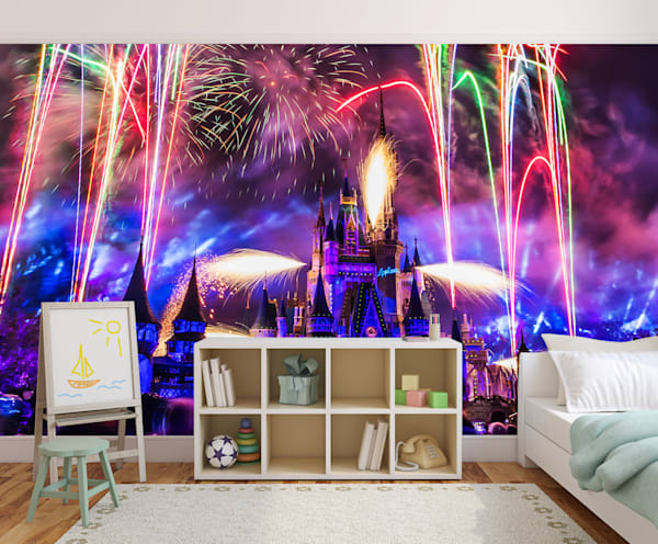Happily Ever After 9 - Disney Wall Mural | William Drew