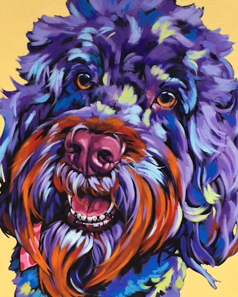 Ruby  Art   Sally C. Evans Fine Art
