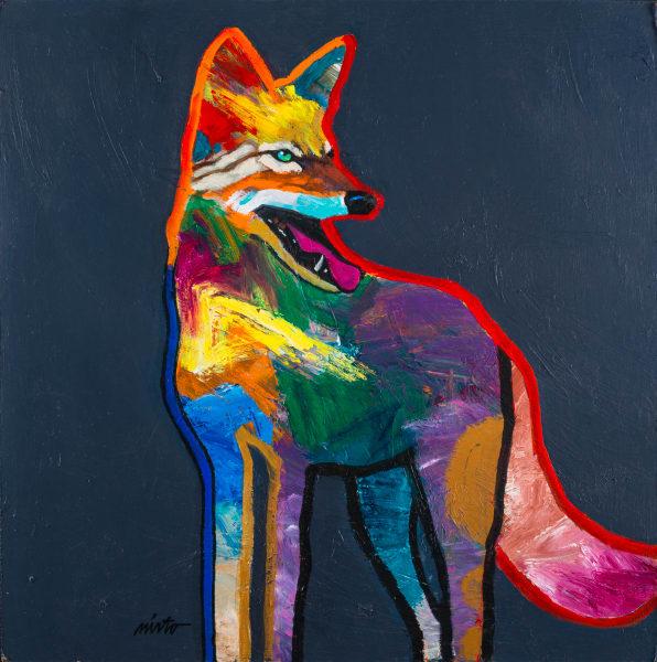 Handsome Coyote   John Nieto