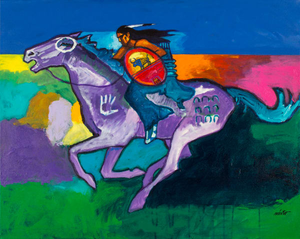 Freedom   John Nieto Art Open Edition Giclee