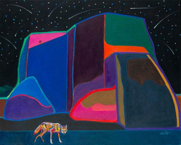 Midnight Magic   John Nieto Art Open Edition Giclee