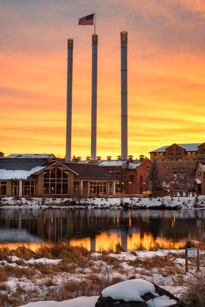 Mill Stack Sunrise (141371COND8RF)