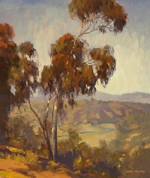 Del Mar Valley Art | Daryl Millard Gallery LLC