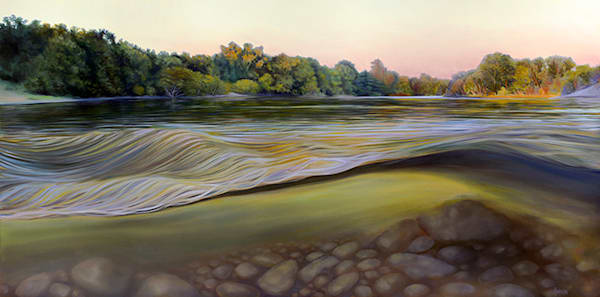 20x12 Upstream (Ltd. Ed.) | HFA print gallery