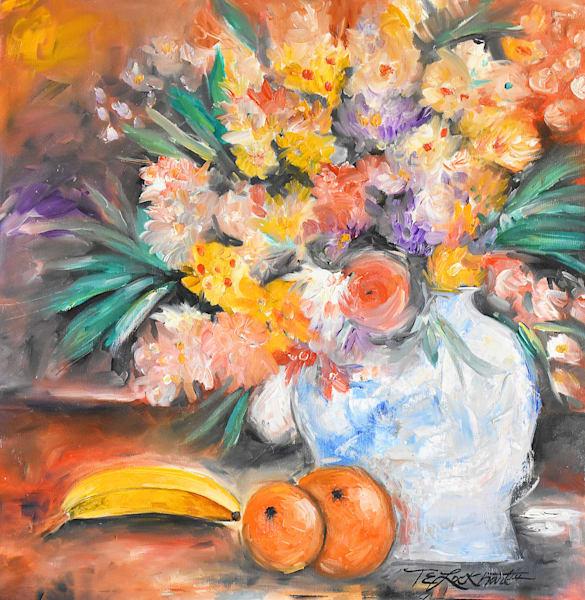 Florals & Fruits Art   thomaselockhart
