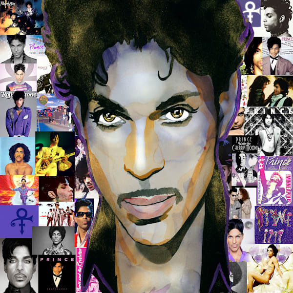 Prince Pop 36 Art | William K. Stidham - heART Art