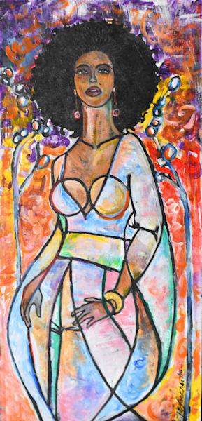 Women Of Color And Light Art   thomaselockhart