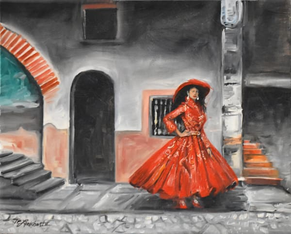 Lady Rosa Art | thomaselockhart