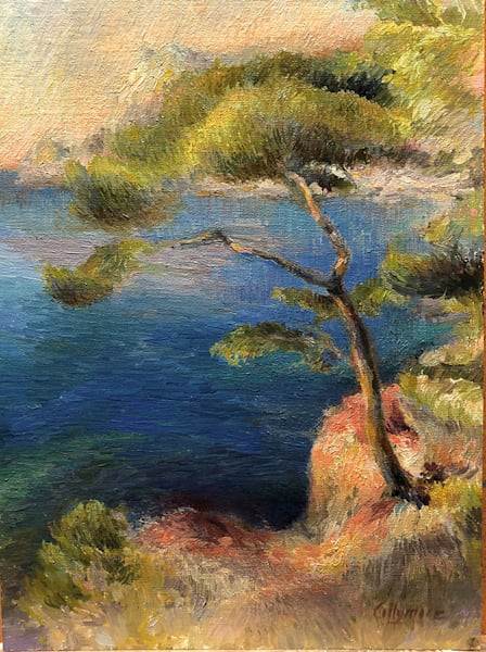 Calanques Seascape