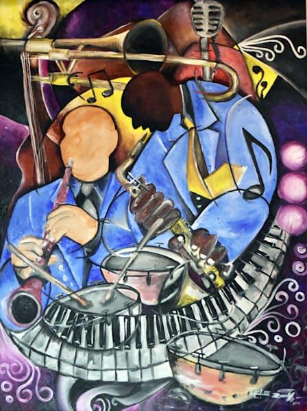 Soulful Swing Art | thomaselockhart