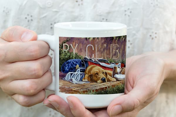 """The Caddy"" Coffee Mug"