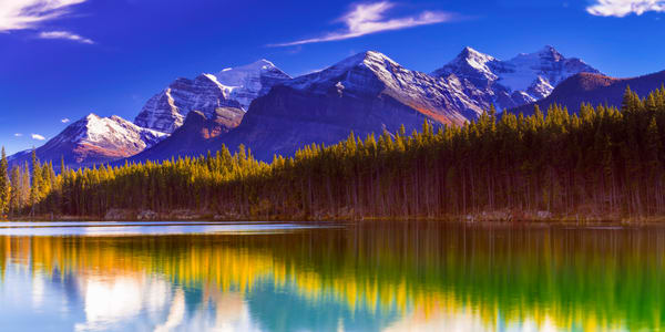 Canadian Rockies Photographs & Art For Sale - Fine Art By Gita Photos