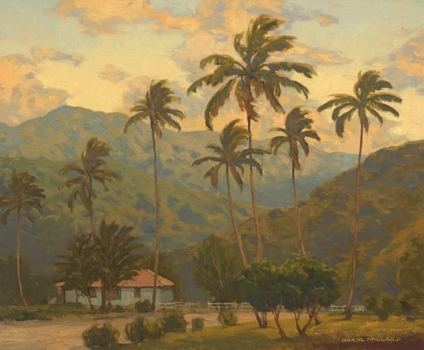 Hanalei Homestead Art | Daryl Millard Gallery LLC