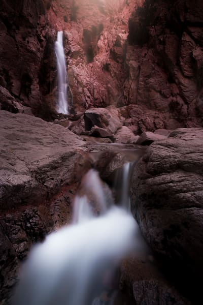 Forestr falls PRINT RGB 98