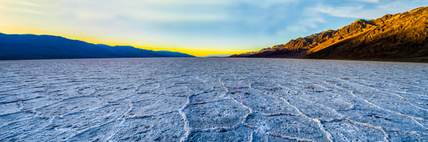 Badwater Pano Photography Art | Foretography