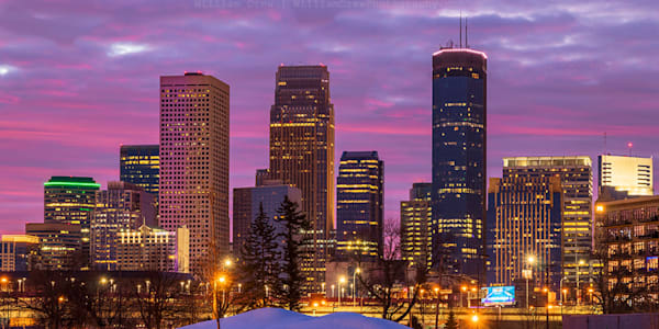Welcome to the Dawn - Minneapolis Wall Murals   William Drew