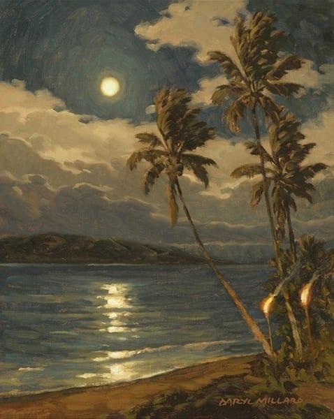 Lahaina Moon